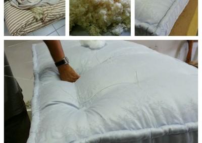 Rifacimento Materassi di lana